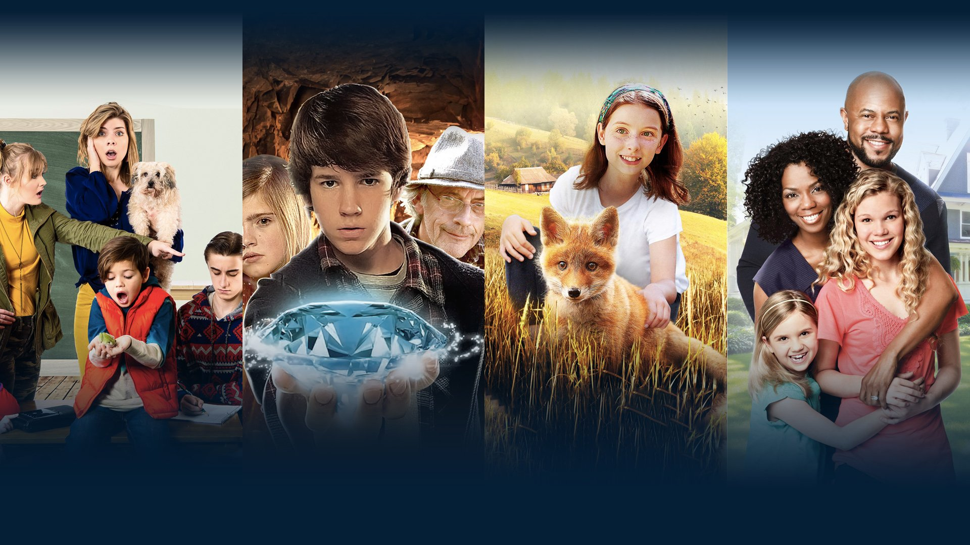 Family-Friendly Movies & TV Shows | Pure Flix