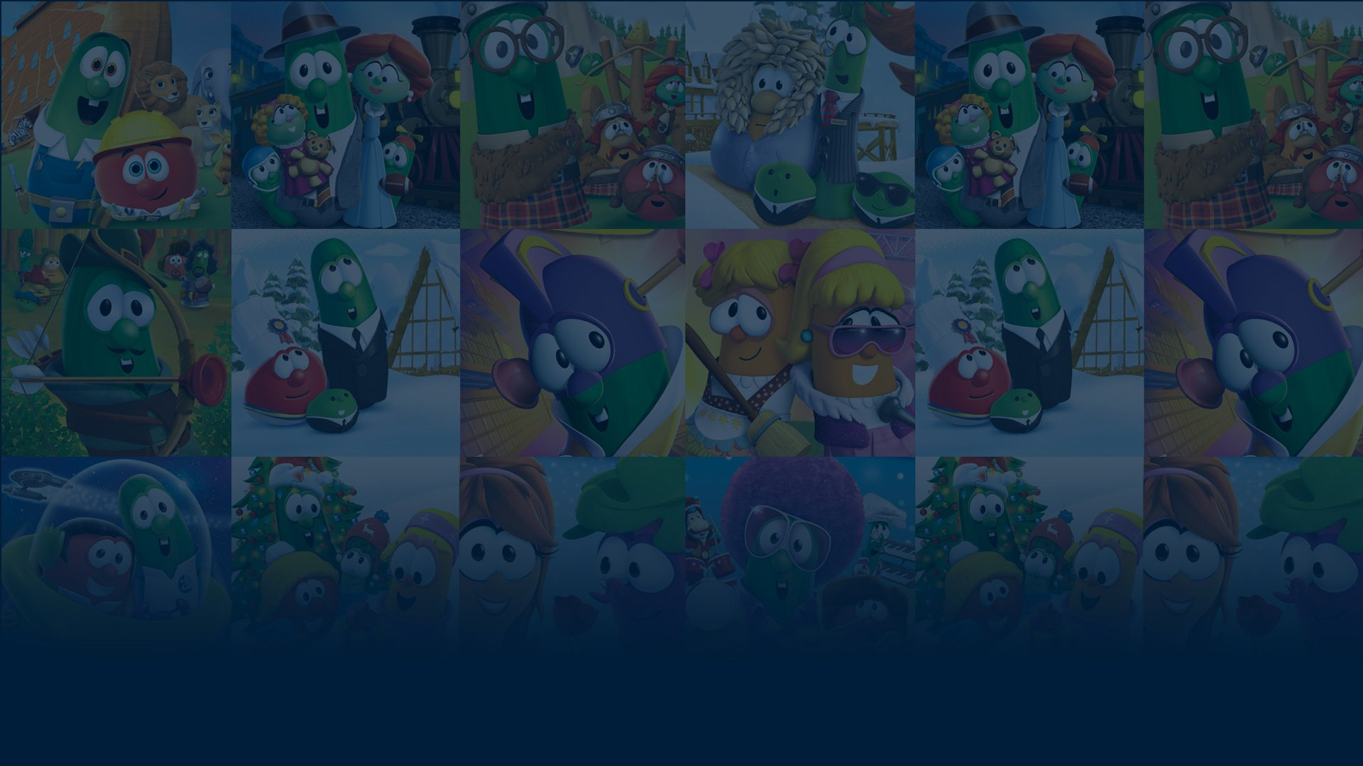 Watch Veggietales on Pure Flix