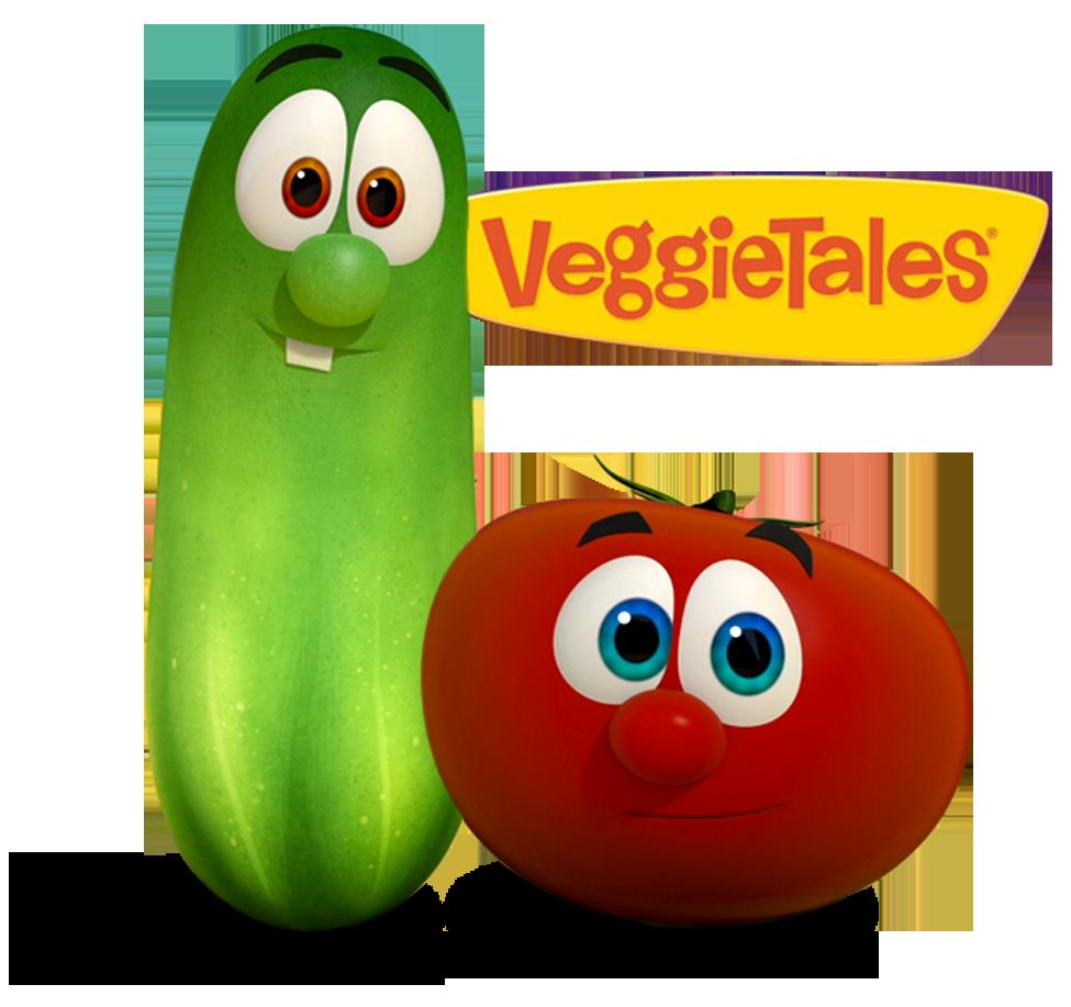 VeggieTales - Bob the Tomato and Larry the Cucumber