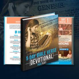 Bible Verse Devotional