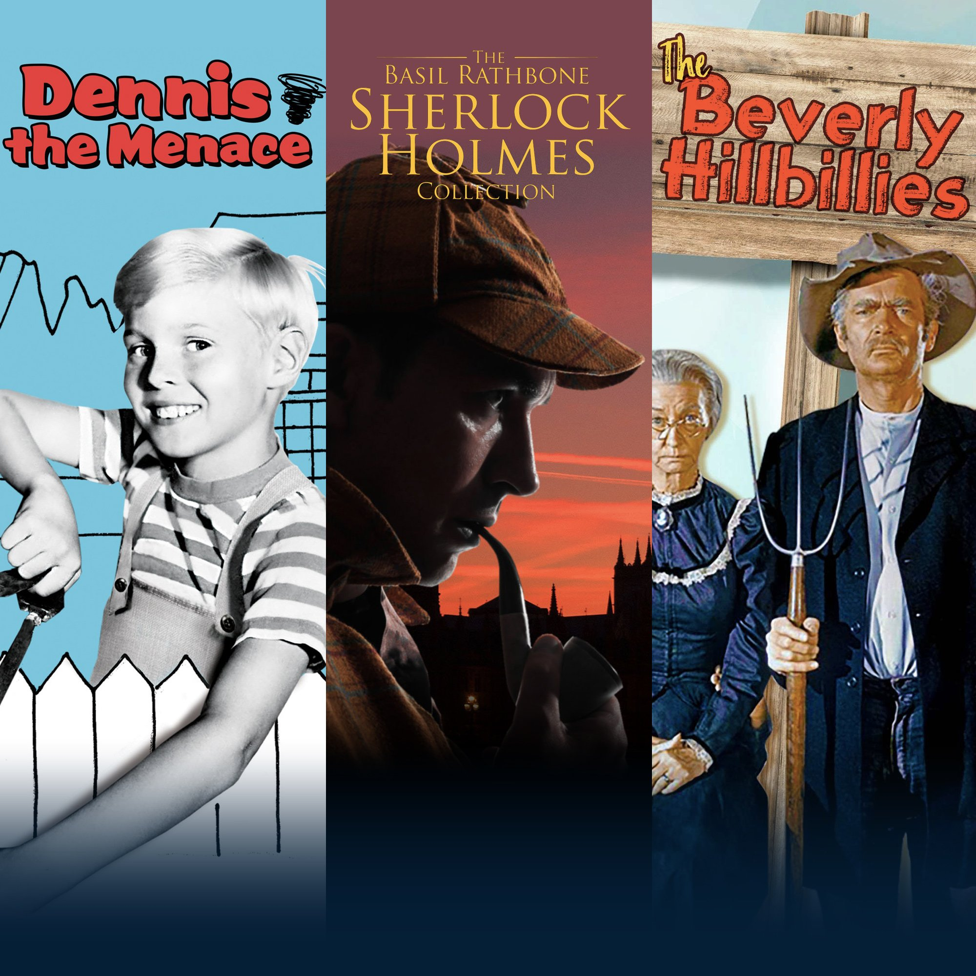 Watch Classic Movies on Pure Flix